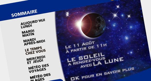 m u00e9t u00e9o express  u00c9clipse
